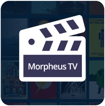morpheus tv logo